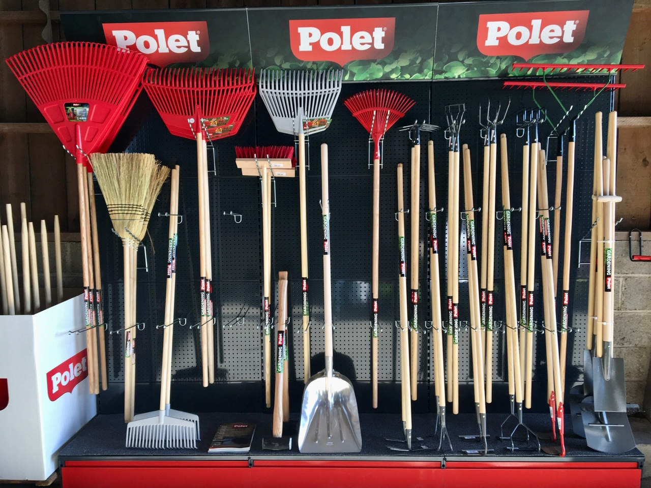 Accesoires et outils du jardin