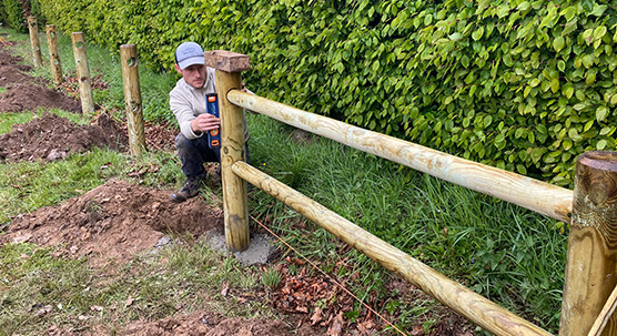 Aménagements paysagés - création de jardin