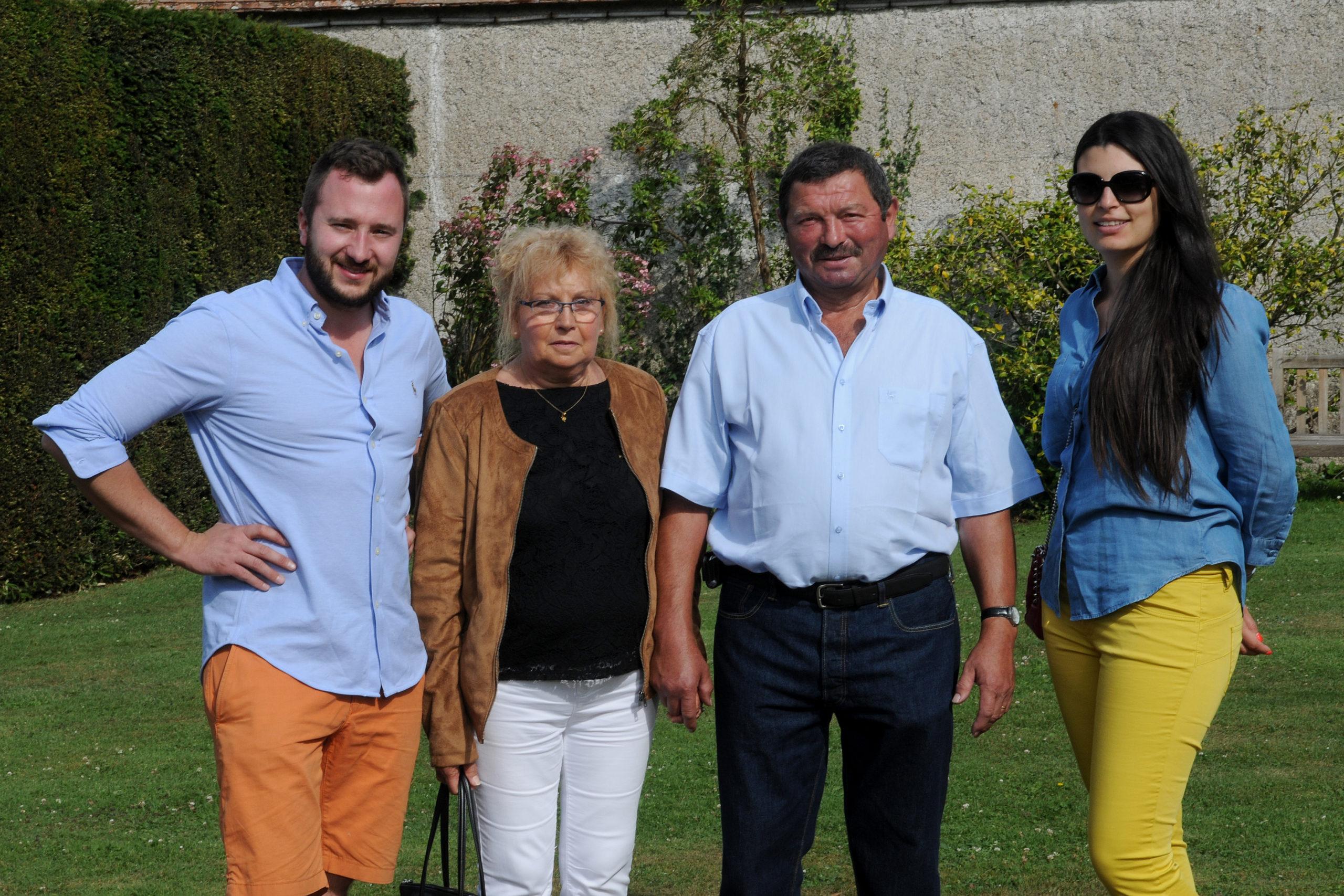 Famille de Ladoucette